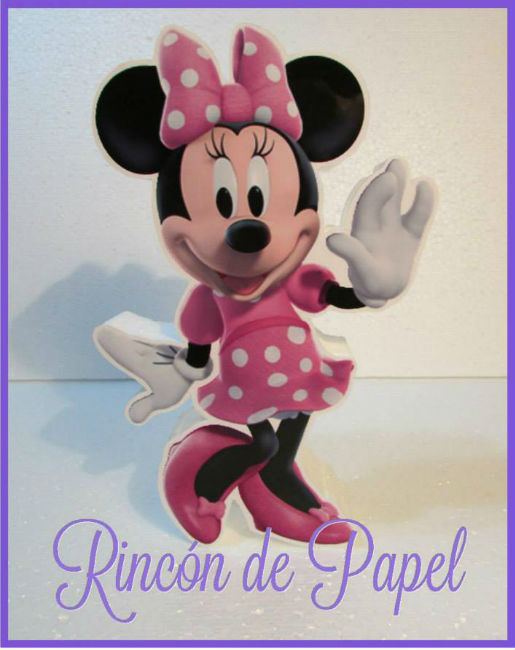 Figura Minnie 1